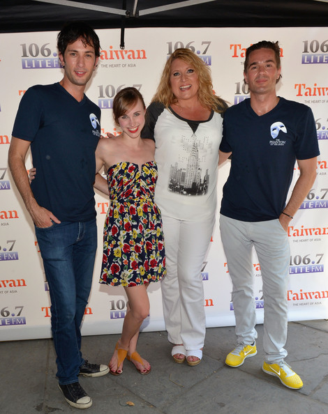 Broadway in Bryant Park Event in NYC