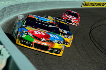 Kyle Busch Ford EcoBoost 400