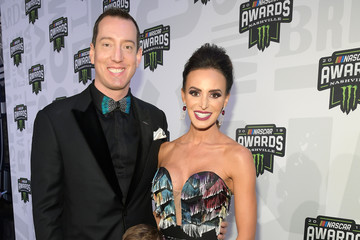 Kyle Busch Monster Energy NASCAR Cup Series Awards Red Carpet