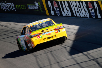 Kyle Busch Monster Energy NASCAR Cup Series SouthPoint 400
