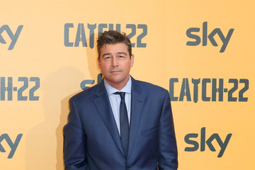 Kyle Chandler 'Catch-22' Rome Premiere