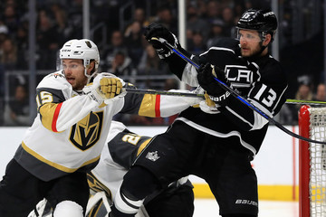 Kyle Clifford Vegas Golden Knights v Los Angeles Kings - Game Three