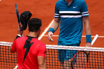 Kyle Edmund 2018 French Open - Day Seven