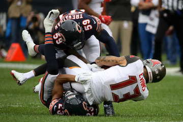 Kyle Fuller Tampa Bay Buccaneers vs. Chicago Bears
