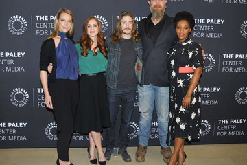 Kyle Gallner PaleyLive LA Premiere Of WGN America's 'Outsiders' Season 2 - Arrivals