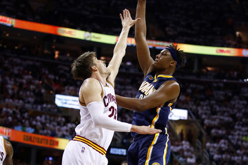 Kyle Korver Indiana Pacers v Cleveland Cavaliers - Game One