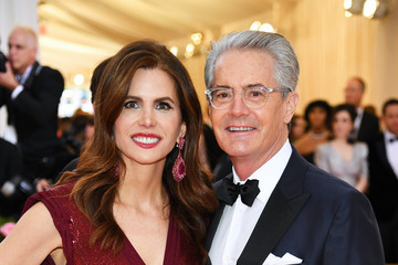 Kyle MacLachlan Desiree Gruber The 2019 Met Gala Celebrating Camp: Notes On Fashion - Arrivals