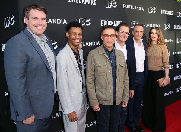 IFC Hosts 'Brockmire' And 'Portlandia' EMMY FYC Red Carpet Event