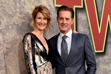 Kyle MacLachlan Premiere of Showtime's 'Twin Peaks'- Arrivals
