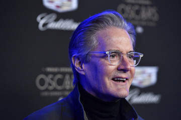 Kyle MacLachlan Cadillac Celebrates The 92nd Annual Academy Awards - Arrivals