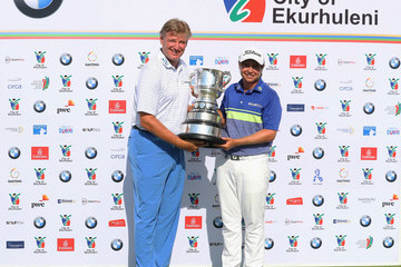 Kyle McClatchie The BMW South African Open Championship - Day Four