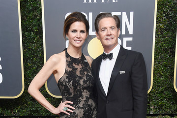 Kyle McLachlan 75th Annual Golden Globe Awards - Arrivals
