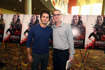 Kyle Mills 'American Assassin' Minneapolis / St. Paul Red Carpet Screening