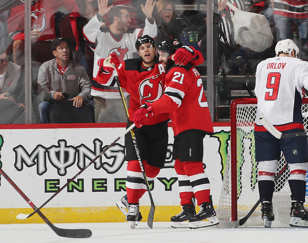 Washington Capitals vs. New Jersey Devils