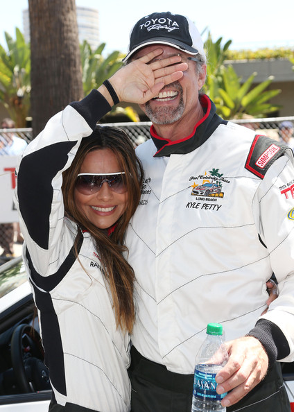 Kyle Petty Pictures 37th Annual Toyota Pro Celebrity