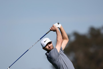 Kyle Stanley Farmers Insurance Open - Round Two