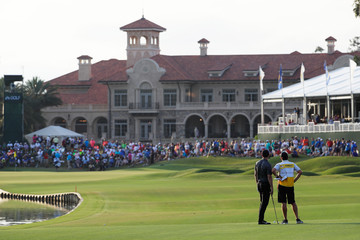 Kyle Stanley THE PLAYERS Championship - Round Three
