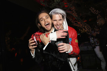 Kyle Trewartha Republic Records Grammy After Party At Spring Place Beverly Hills - Inside
