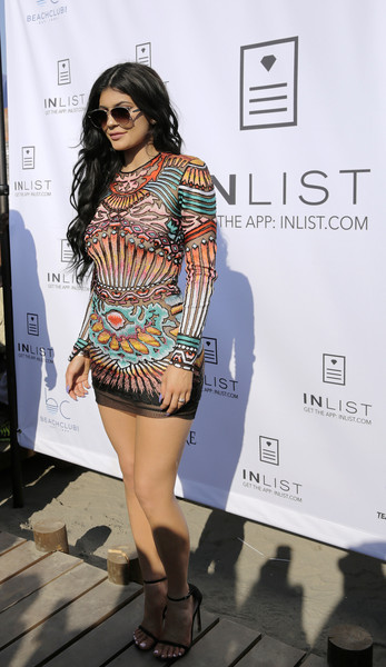Kylie Jenner Photos Photos INLIST Presents the Official 18th