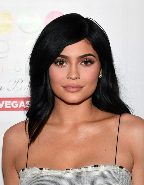 Kylie Jenner Appears at Sugar Factory American Brasserie