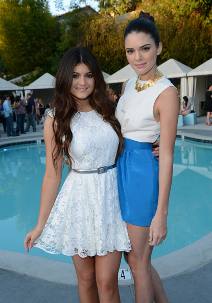 Kendall Jenner And Kylie Jenner Photoshoot 2012