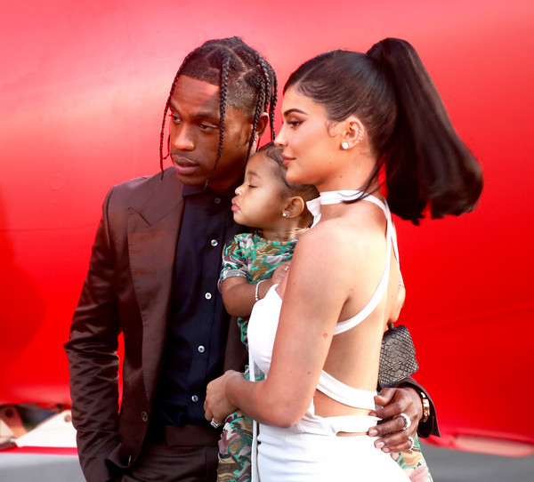Travis Scott: 'Look Mom I Can Fly' Los Angeles Premiere