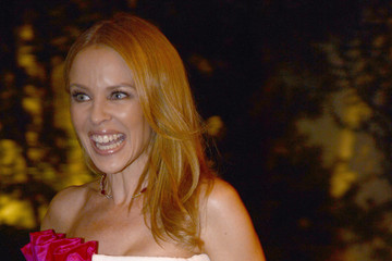 Kylie Minogue 5th Annual amfAR Inspiration Gala Sao Paulo - Inside