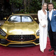 Kym Johnson Mercedes-Benz Academy Awards Viewing Party At The Four Seasons Los Angeles At Beverly Hills