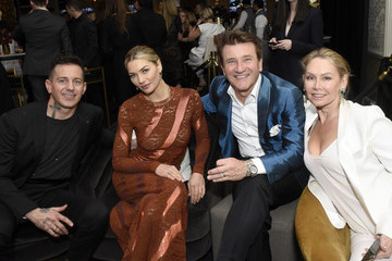 Kym Johnson Robert Herjavec Mercedes-Benz Academy Awards Viewing Party At The Four Seasons Los Angeles At Beverly Hills