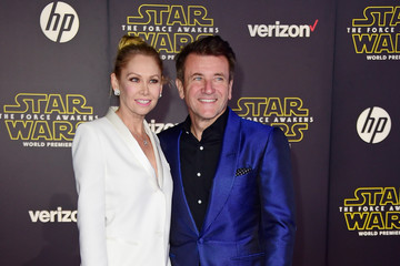 Kym Johnson Premiere 'Star Wars: The Force Awakens' - Arrivals