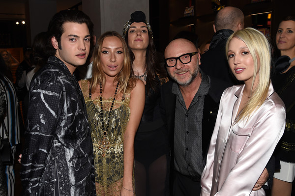 Dolce & Gabbana Pyjama Party at 5th Avenue Boutique [event,fashion,fashion design,party,crowd,designer,guest,kyra kennedy,peter brandt jr,dolce gabbana pyjama party,l-r,5th avenue boutique,domenico dolce,pyjama party,dolce gabbana]