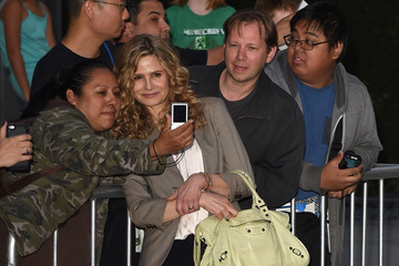 Kyra Sedgwick Premiere of 'Adult Beginners' - Red Carpet