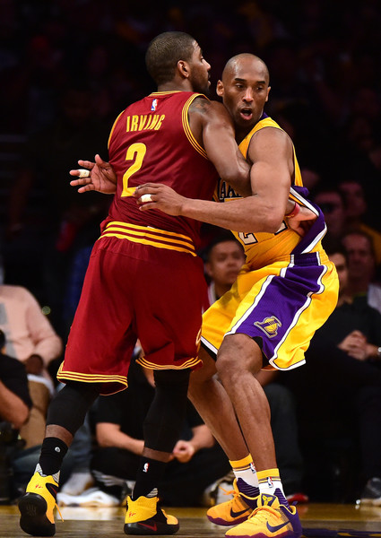 c73a90caeba Kyrie Irving Photos - Cleveland Cavaliers v Los Angeles Lakers ...