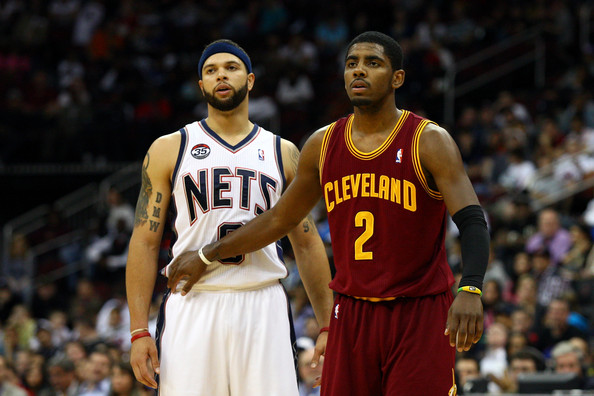 the best attitude 4562e d1964 Kyrie Irving Photos - Cleveland Cavaliers v New Jersey Nets ...