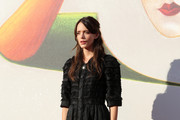 """Stacy Martin walks the red carpet ahead of the """"L'Annee Derniere a Marienbad"""" screening during the 75th Venice Film Festival at Sala Giardino on September 5, 2018 in Venice, Italy."""
