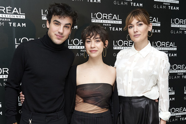 L'Oreal Professionnel Presentation Ahead Of Feroz Awards 2020
