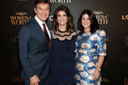 Dr. Oz, Karen Fondu and Lisa Oz attend the L'Oréal Paris Women of Worth Celebration at The Pierre Hotel on December 5, 2018 in New York City.