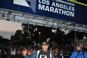 Albert Pujols attends the LA Celebrates The 34th Running Of The Skechers Los Angeles Marathon on March 24, 2019 in Los Angeles, California.