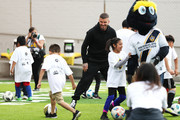 LA Galaxy, David Beckham, And Herbalife Nutrition Unveil Community Soccer Field