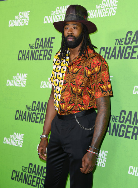 L.A. Premiere Of 'The Game Changers' - Arrivals