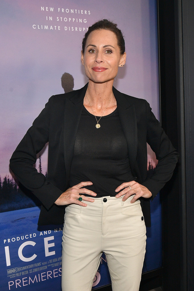 Minnie Driver Photos Photos - LA Premiere Of HBO's 'Ice On Fire
