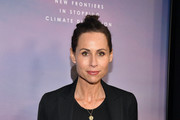 Minnie Driver attends the LA Premiere of HBO's 'Ice On Fire' at LACMA on June 05, 2019 in Los Angeles, California.