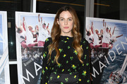 """Riley Keough attends LA Premiere Of Sony Pictures Classic's """"Maiden"""" at Linwood Dunn Theater on June 14, 2019 in Los Angeles, California."""