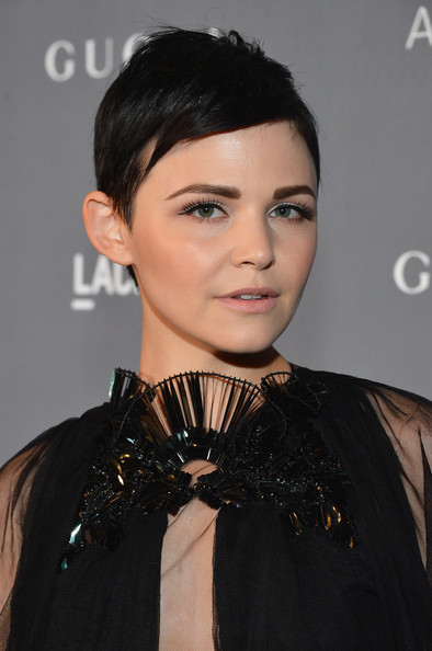 Actress Ginnifer Goodwin arrives at LACMA 2012 Art + Film Gala Honoring Ed Ruscha and Stanley Kubrick presented by Gucci at LACMA on October 27, 2012 in Los Angeles, California.