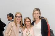 Suzanne Deal Booth, Alice Berg and Viveca Paulin-Ferrell attend LACMA's 2013 Collectors Committee - Viewing Of Proposed Acquisitions And Curatorial Presentations  at LACMA on April 13, 2013 in Los Angeles, California.