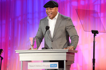 LL Cool J Celebs at the Kaleidoscope Ball in Beverly  Hills