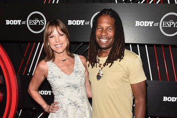 LZ Granderson BODY at the ESPYS Pre-Party - Arrivals