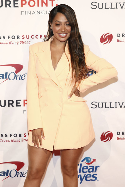 66847c48be2 La La Anthony Photos Photos - 2019 Dress For Success Live Vibrantly ...
