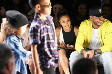 La La Anthony Kids Rock! - Front Row - Spring 2016 New York Fashion Week: The Shows