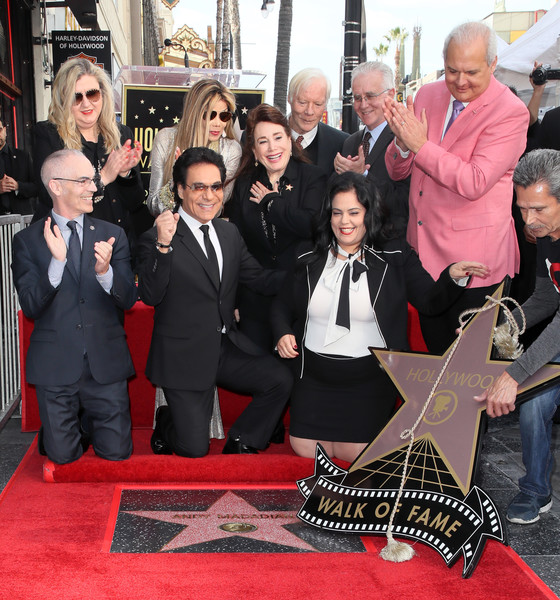 Andy Madadian Honored With A Star On The Hollywood Walk Of Fame